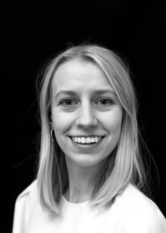Kira Katharina Schmidt, stud.jur. hos STORE TORV Erstatningsadvokater